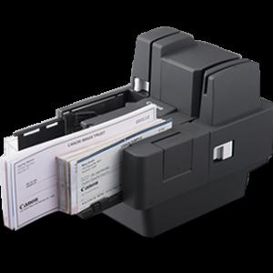 Cr120 cheque scanner