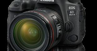 EOS 6D Mark II Kit (EF 24-70mm f/4L IS USM)