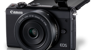 EOS M100 Kit (EF-M15-45 IS STM & EF-M22 IS STM)