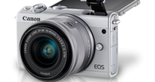 EOS M100 Kit (EF-M15-45 IS STM)