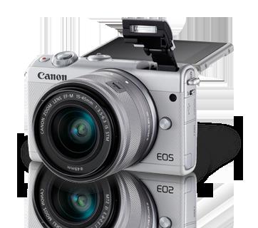 EOS M100 Kit (EF-M15-45 IS STM)