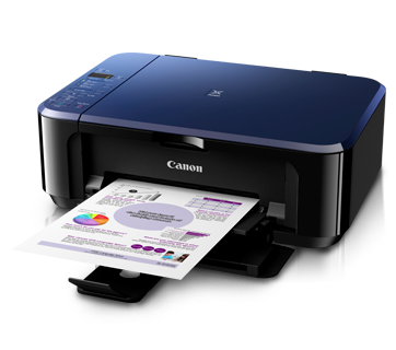 e510 inkjet multi-function printer