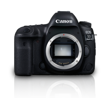 EOS 5D Mark IV (Body)