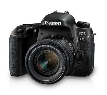 EOS 77D Kit (EF-S18-55 IS STM)