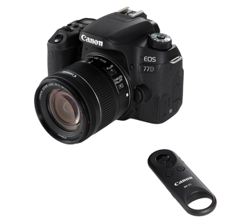 EOS 77D Kit (EF-S18-55 IS STM)