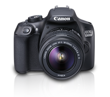 EOS 1300D Kit (EF S18-55 IS II)