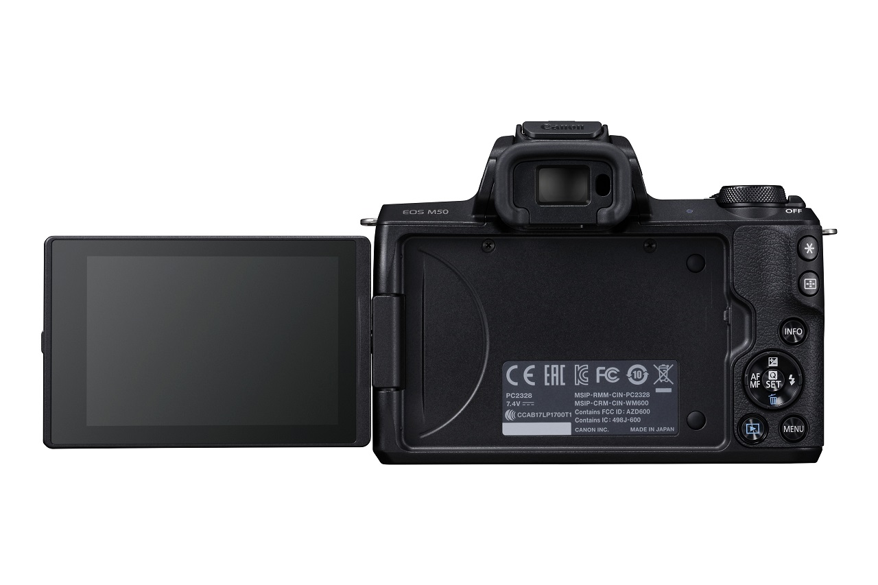 EOS-M50-Body
